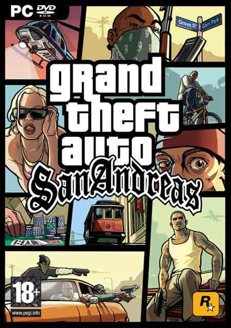 GTA San Andreas [7 Links Mediafire]