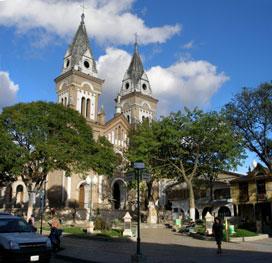 IGLESIA DE SANTO DOMINGO, LOJA, ECUADOR-santo_domingo_